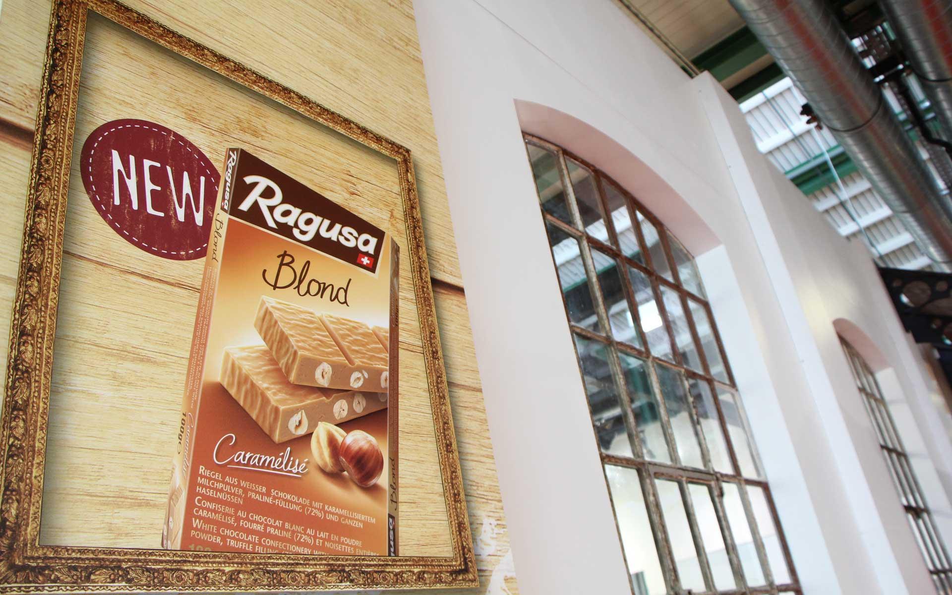 Ragusa Blond - Das neue Ragusa Blond rockt