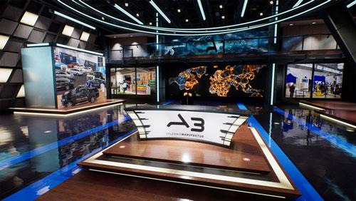 Chance zur Kundenbindung nach dem Lockdown - Roadshow Digital Live Experience - Greenscreen-Technologie